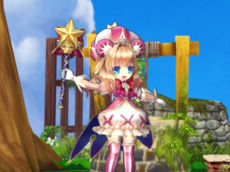 プリンセスタイニーアルマ3