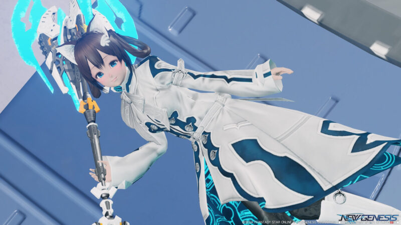 PSO2:NGS 5