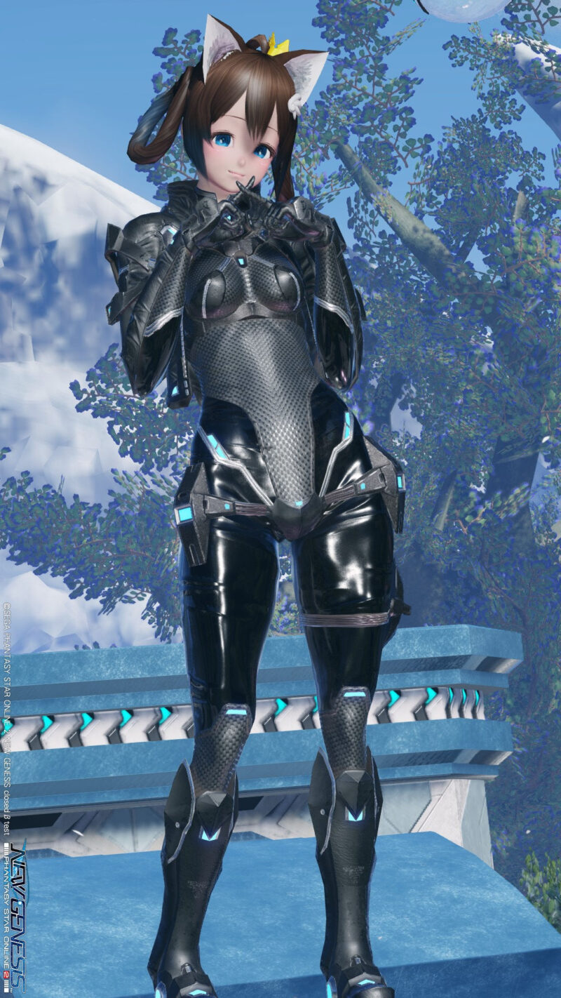 PSO2:NGS 4